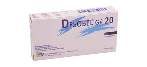 Desobel 20 étui