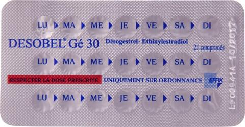 Desobel 30 blister