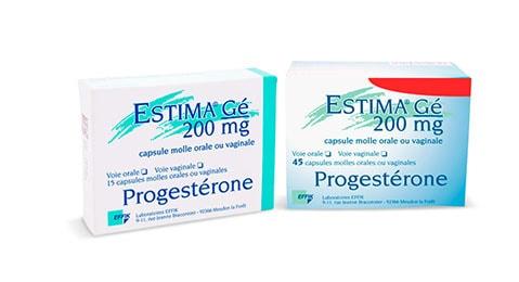 Estima 200 - 15 et 45 capsules