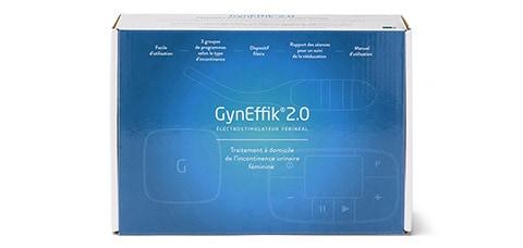 GynEffik 2.0 - Electrostimulateur périnéal